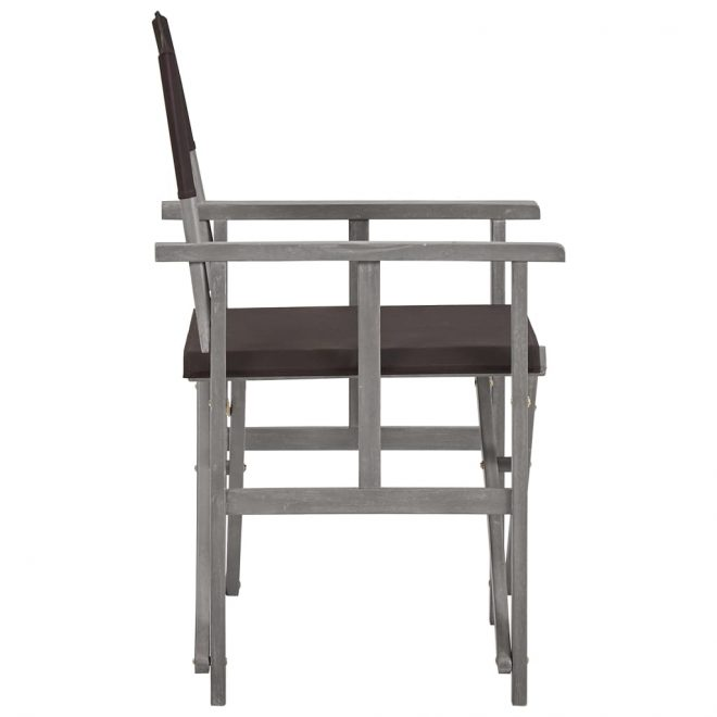Director's Chairs Solid Acacia Wood 3