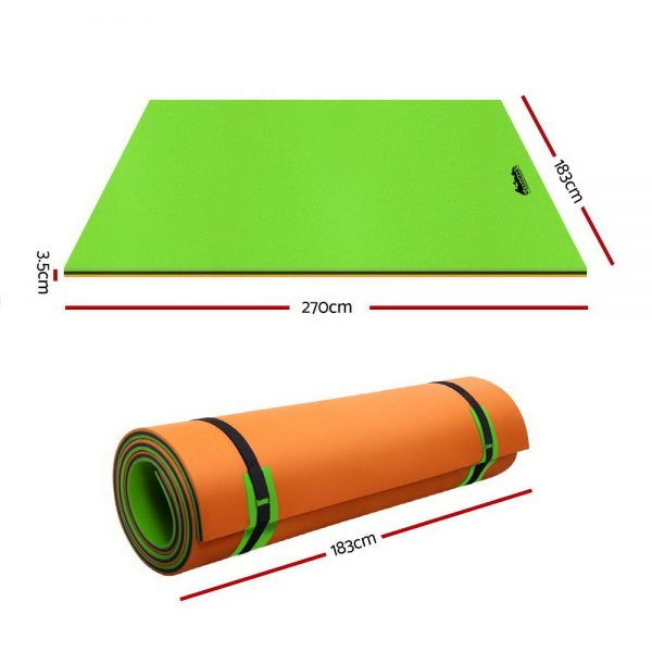 Weisshorn Floating Mat Water Slide Park Stand Up Paddle Pool Sea 270cm 2
