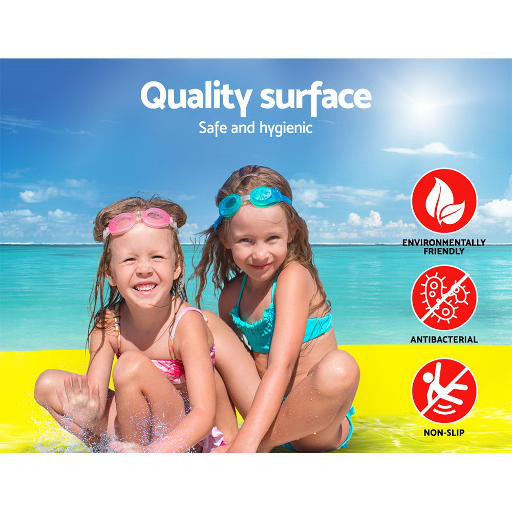 Weisshorn Floating Mat Water Slide Park Stand Up Paddle Pool Sea 550cm 5