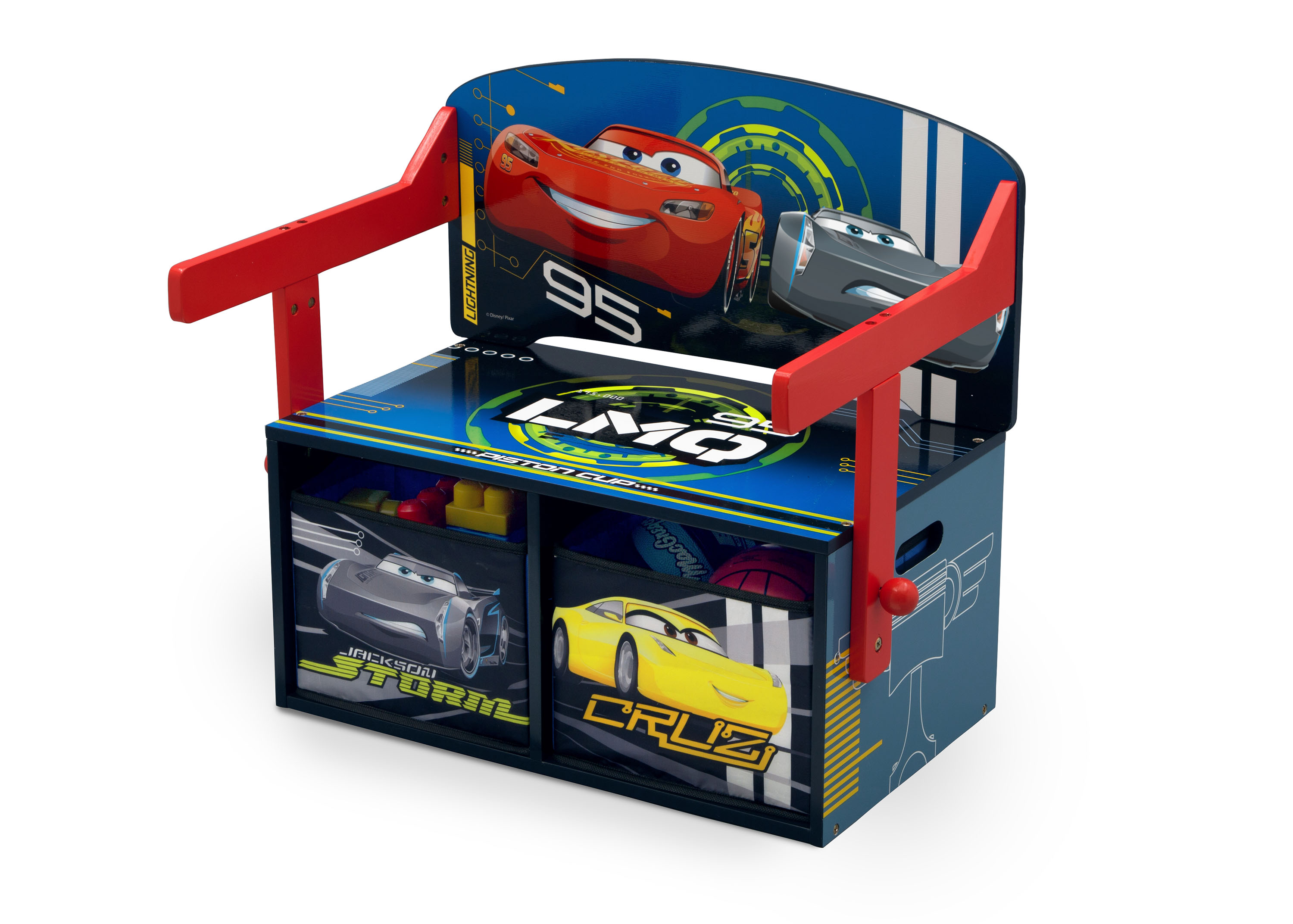 Convertible Bench & Desk – Cars 3