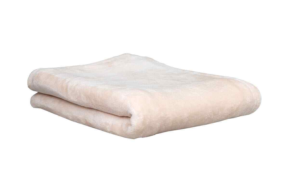 Ultra-Soft Throw Rug (Blush Color) 2