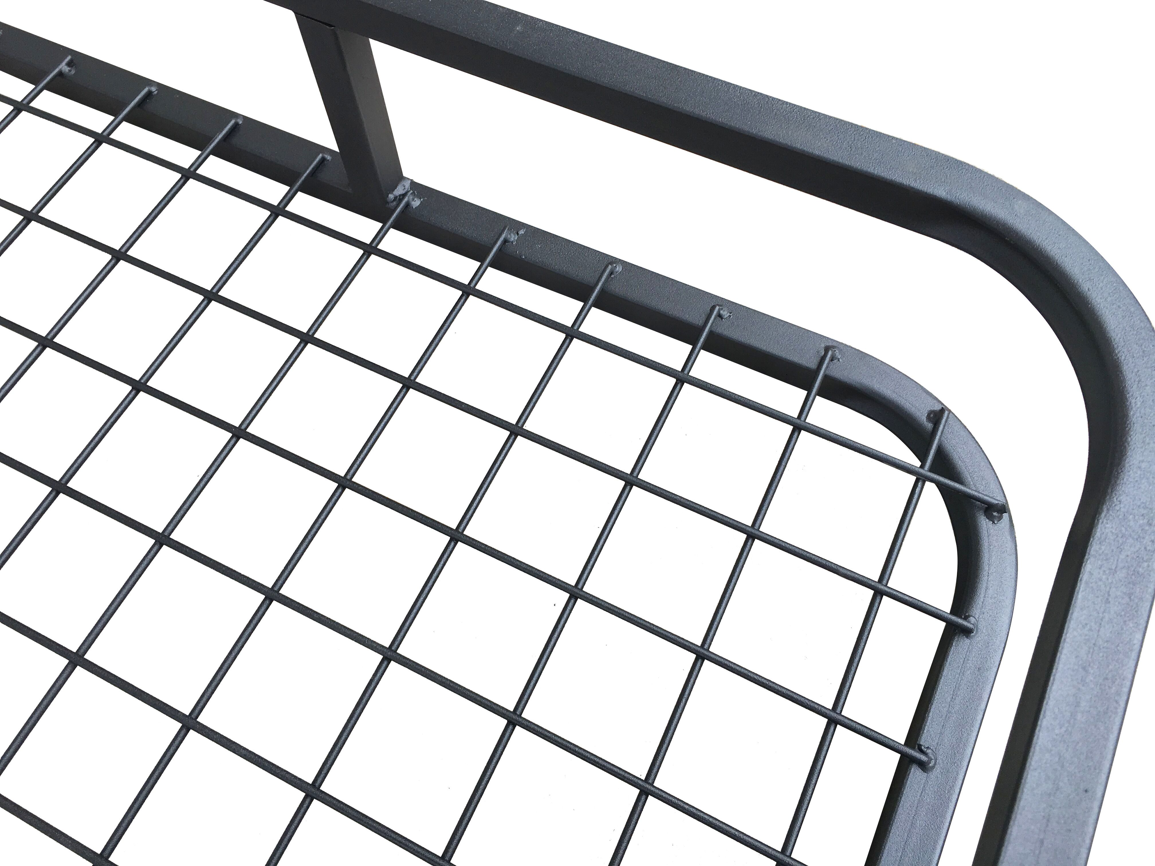 Universal Roof Rack Basket – Car Luggage Carrier Steel Cage Vehicle Cargo 5