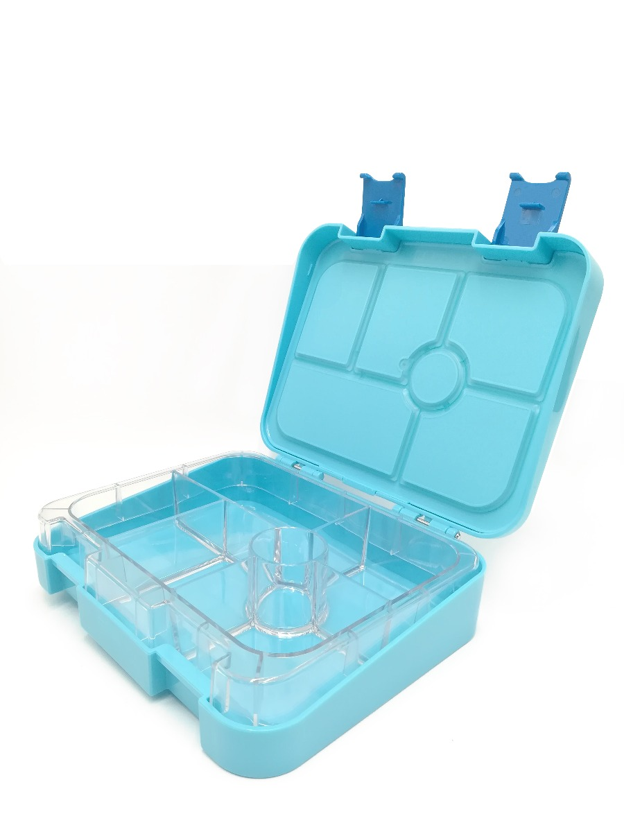 Bento Lunch Box Kids Leakproof Food Container School Picnic 1
