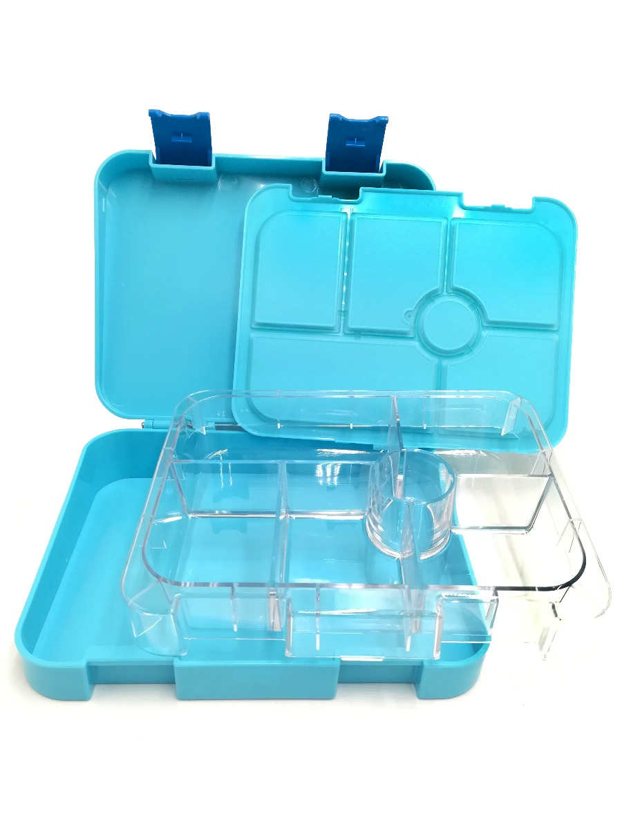 Bento Lunch Box Kids Leakproof Food Container School Picnic 5