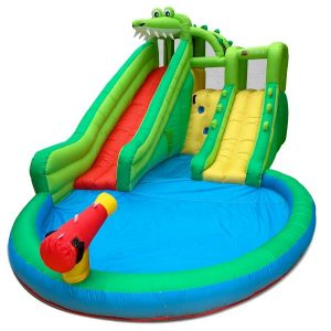 Slide & Splash Inflatable