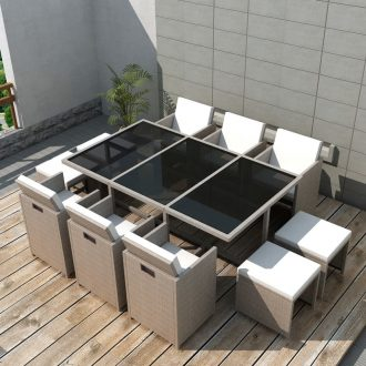 11x Outdoor Dining Set