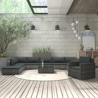 11x Outdoor Lounge