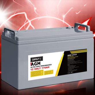 Solar - Deep Cycle Battery
