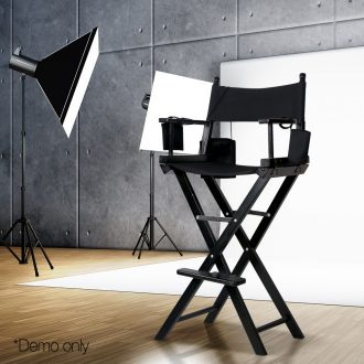 Salon Stool - Director Chair