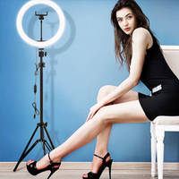 Ring Light & Tripod Stand